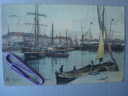 ANVERS : Les Bassins En 1909 - Antwerpen