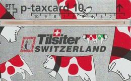 Switzerland - Tilsiter Switzerland - 406L - Switzerland