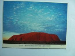 Australië Australia NT Uluru - Uluru & The Olgas