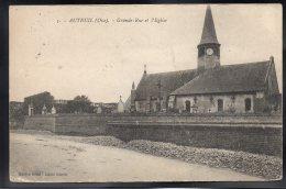 AUTEUIL 60 - Grande Rue Et L'Eglise - France