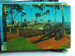 Australië Australia WA Perth City And Swan River - Perth