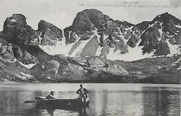 MONTAGNE 04 LE LAC D'ALLOS  LES GRANDES TOURS - Alpinisme