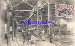 101716 AFRICA CONGO BELGE BELGIUM BELGISCH CONGO USINE METALLURGICAL POSTAL POSTCARD - Postcards