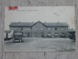 CPA Bray-Dunes .. Gare De Ghyvelde - Bray-Dunes