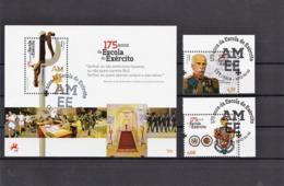 2012 - Escola Do Exército (Ref. Nº Pu 248) - Used Stamps