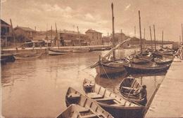 34 --   PALAVAS LES FLOTS -- LE CANAL ET LE PONT -- ANIMATION - Palavas Les Flots