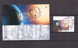 2012 - Trânsito Solar De Vénus (Ref. Nº Pu 254) - Used Stamps
