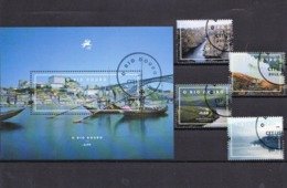 2012 - Rio Douro (Ref. Nº Pu 255) - Used Stamps