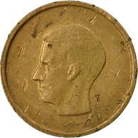 Monnaie, Belgique, 20 Francs, 20 Frank, 1982, B+, Nickel-Bronze, KM:160 - 07. 20 Francs