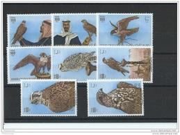 BAHREIN 1980 - YT N° 287/294 NEUF SANS CHARNIERE ** (MNH) GOMME D'ORIGINE LUXE - Bahreïn (1965-...)