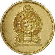 Monnaie, Sri Lanka, 5 Rupees, 1984, TB, Nickel-brass, KM:148.1 - Sri Lanka