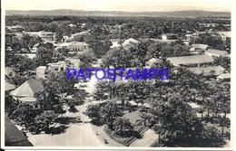101736 AFRICA CONGO BELGE BELGIUM BELGISCH CONGO LEOPOLDSTAD VIEW PANORAMA POSTAL POSTCARD - Postcards
