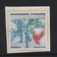 LOT 193 - ALLEMAGNE   N° 1939 ** - EXPOSITION UNIVERSELLES HANOVRE - MAINS - AVION - 2000 – Hannover (Deutschland)