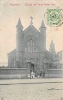 Belgique . N° 49448 . Mouscron . L Eglise Des Peres  Barnabites - Mouscron - Moeskroen