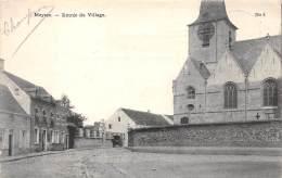 Belgique . N° 49450 . Meysse . Entrée Du Village - Meise