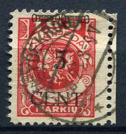 42428) MEMEL # 180 I Gestempelt GEPRÜFT Aus 1923, 15.- € - Klaipeda