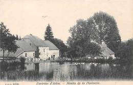 Belgique . N° 50074 .environs D Arlon . Moulin De La Platinerie - Arlon