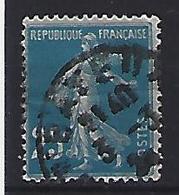 France 1906  Semeuse (o) Yvert 140 - 1906-38 Sower - Cameo
