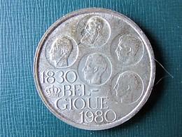 BELGIQUE - BELGIË - Piece De 500 Francs - 150 Ans De L'Indépendance De La Belgique - 1951-1993: Baudouin I
