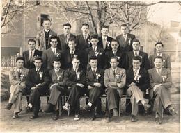 CHAUFFAILLES CLASSE 1950 PHOTO (23,5cm X 17,5cm) - Lieux