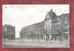 Charleroi THEATRE THEATER Boulevard Jacques Bertrand Et Le Cirque UNUSED SLIGHT MARKS TO FRONT UNUSED - Charleroi