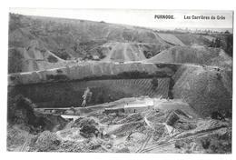 Purnode Les Carrières De Grès 1908 Bon état - Yvoir