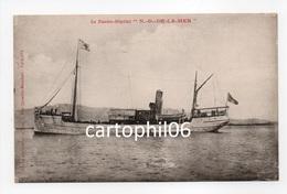 - CPA Navire-Hôpital NOTRE-DAME-DE-LA-MER - Cliché Des Oeuvres De Mer - - Ships