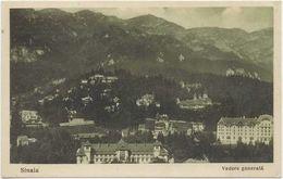 ROUMANIE - SINAIA - Vedere Generala - Roumanie