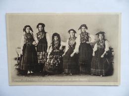 (Portugal - Coiffes Et Costumes...) - VIANA DO CASTELO  - Grupo De Camponezas De Santa Martha - Portugal