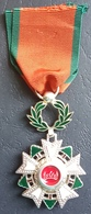 K1 - Lebanon, Military Decoration, National Order Of The Cedar - Vintage & Authentic - Scarce - Medals
