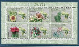 Thème Cactus - Neuf ** Sans Charnière - TB - Sukkulenten