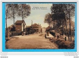 08-WARCQ-Pont De La Sormone-taille Cpa Non écrite Couleur Glacée - Charleville