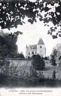 Nos Châteaux En Auvergne - Environs D'Aigueperse - Le Château Des Bérangers - Très Beau Plan - Auvergne