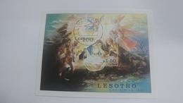 Lesotho-christmas1980 - Lesotho (1966-...)