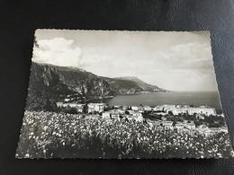 200 - BEAULIEU SUR MER Vue D'ensemble Au Fond La Tete De Chien -1940 - Beaulieu-sur-Mer
