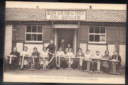 BAILLEUL 59 - Le Retour Au Foyer - Ecole Dentellière De Méteren - Médaille D'Or Arts Décoratifs - - France