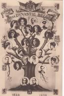 BELGIE / BELGIQUE / DYNASTIE  1830 -1930 - Familles Royales