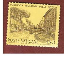 VATICANO (VATICAN) - UNIF. 751 - 1984  ISTITUZIONI VATICANE: ACCADEMIA DELLE SCIENZE                       -  MINT** - Vatican