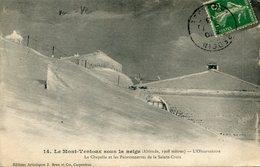 OBSERVATOIRE(LE MONT VENTOUX) - Astronomie