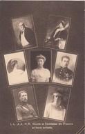 BELGIE / BELGIQUE / COMTE ET COMTESSE DE FLANDRE ET LEURS ENFANTS / GRAAF EN GRAVIN VAN VLAANDEREN - Familles Royales