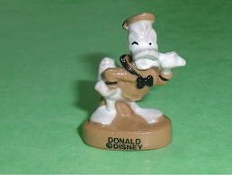 Fèves / Disney : Donald , Socle Marron    T32 - Disney