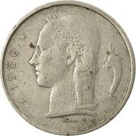 Monnaie, Belgique, Franc, 1950, TB, Copper-nickel, KM:142.1 - 1945-1951: Régence