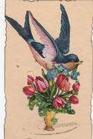 FANTASIE / FANTAISIE /  BIRD / VOGEL / OISEAU /  RELIEF - A Systèmes