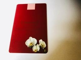 Keycard Conrad Hong Kong - Hotel Keycards