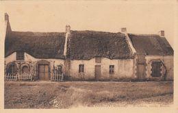 Cp , 56 , DAMGAN , St-Guérin, Vieilles Maisons - Damgan