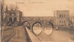 TOURNAI / LE PONT DES TROUS 1914 - Tournai