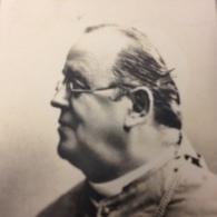 AUGSBURG - BISCHOF DR. MAXIMILIAN VON LINGG - Famous People