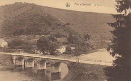 ALLE SUR SEMOIS / VRESSE / LE PONT   1930 - Vresse-sur-Semois
