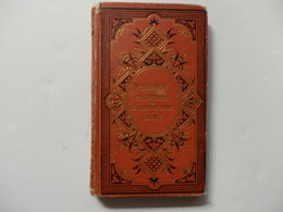 Livre 139 P Du Pensionnat Des Religieuses De Saint-Joseph-de-Cluny à Lagny (77) Prix à Melle Claire Bertin. - Books, Magazines, Comics
