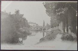 Lunéville - Carte Postale Précurseur - Vue Du Canal Des Petits Bosquets - Non-Circulée - Luneville